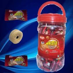 Cola Flavored Bubble Gum