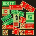 Glow-in-Dark IMO Signages