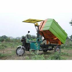 Garbage E- Rickshaw