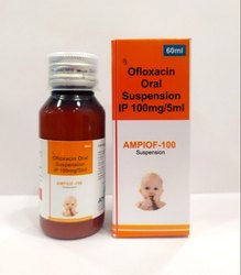 Ofloxacin 100mg/5ml Suspension