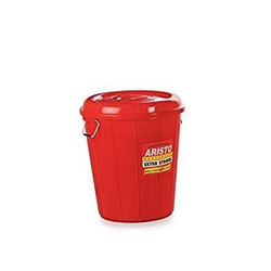Aristo Plastic Water Drum, for Water Storage, Capacity: 32 to 100 Ltr