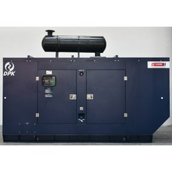 DPK 140KVA 3 Phase Liquid Cooled Diesel Genset, Voltage: 415 V