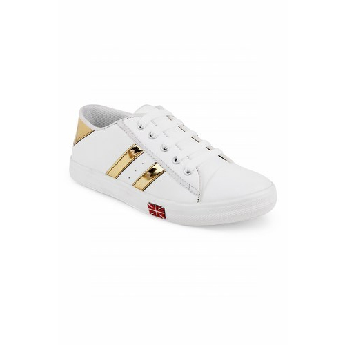 7251bbc1544 Bellatoes Casual Wear Women White Canvas Shoes