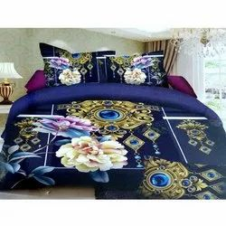 Zordon Flower Double Bed Sheets