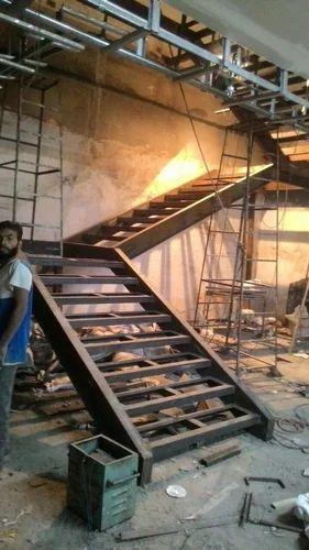 Amazing MS Iron Stairs Work