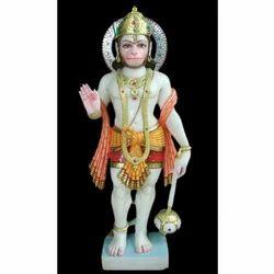 Standing Hanuman Ji Statue