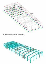 Industrial Structural Design Services, in Pan India, Chennai