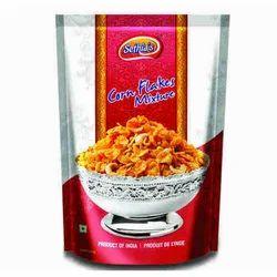 Masala Salted Sethia's Corn Flakes Mixture, Packaging Type: Packet