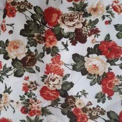 Floral Cotton Quilt