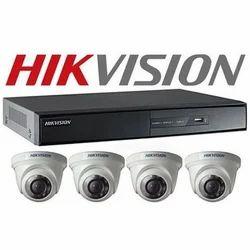 Hikvision CCTV Surveillance System, Usage/Application: Security