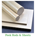 Peek Rods and Sheets