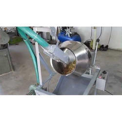 Peanut Groundnut Roaster Machine