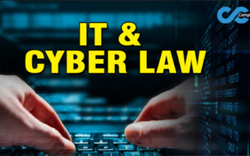 IT And Cyber Law Coaching Service