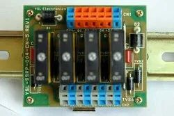 Relay Card SSRP YSL-004-CN-5 REV1