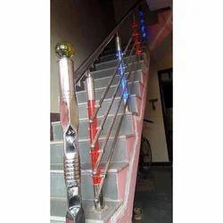SS Acrylic Railing
