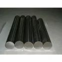 Polished Black 304 Stainless Steel Round Bar, For Manufacturing, Material Grade: 304, 304 Bright