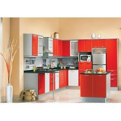 Commercial Italian Modular Kitchen, Warranty: 1-10 Years