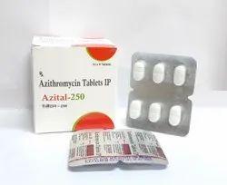 Azital-LB Azithromycin 250 mg Tablets