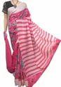 Batik Cotton Malmal Saree