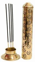 Brass Incense Stand