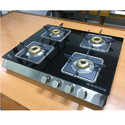 Domestic Four Burner Gas Stove