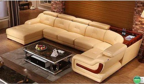 Foam U Shape Sofa Set, Rs 42000 /set New Bright Furniture ...