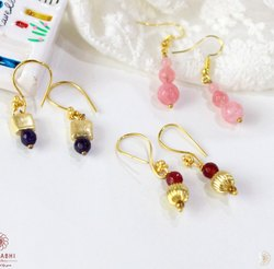 Copper And Brass Earring Combo Pack