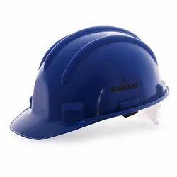 Safety Helmet Blue Nape Strap