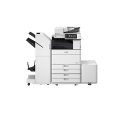 Black & White Canon Imagerunner Advance C5550i, Supported Paper Size: A4