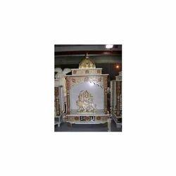 白色大理石寺庙
