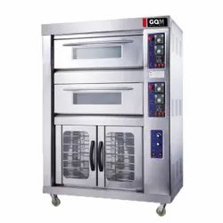 Electric Commercial Bakery Ovens