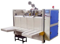 Semi Automatic Corrugated Box Stitcher