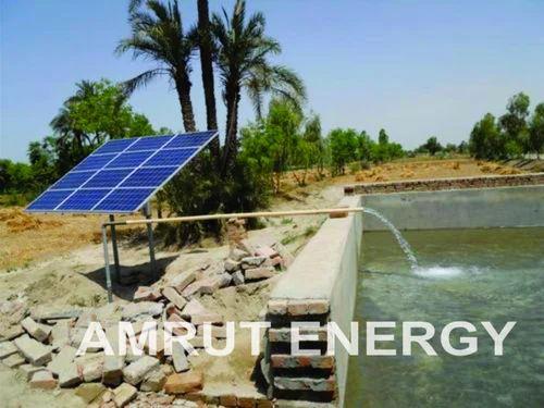 Solar Dc Pump Dc Solar Pump Manufacturer From Ahmedabad