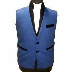 Men's Sleeveless Nehru Jacket - Ethnic Wear
