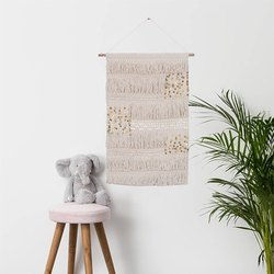 Decorative Cotton Boho Wall Hanging
