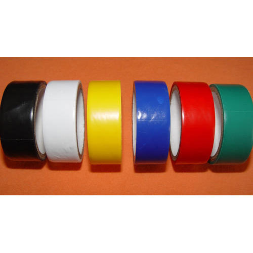 Present Black and Green PVC Colored Tape