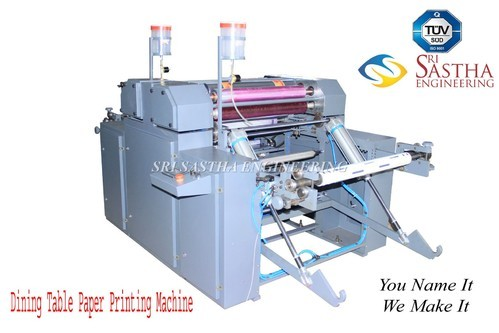 Machines For Dining Table Paper Printing Dining Table
