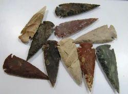 Jasper Arrowheads Pendant