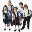 Dasganu Garments Terry Cotton School Uniform