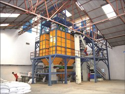 10-12 TPH Automatic Pellet Feed Plant
