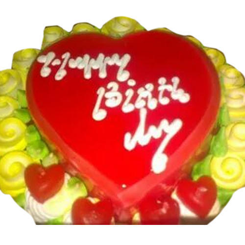 Enjoyable Jelly Birthday Cake At Rs 450 Kilogram Cake Id 14716301448 Birthday Cards Printable Inklcafe Filternl