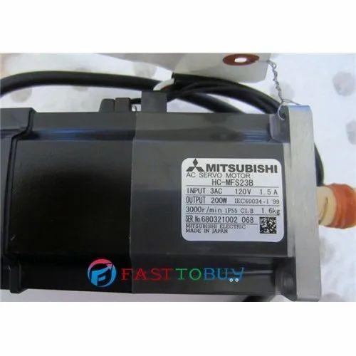 Business & Industrial Mitsubishi AC Servo Motor HC-MFS23 200W NEW ...
