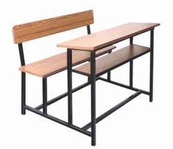 DF-610 (6) Dual Desk Bench
