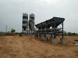60m3 Ready Mix Concrete Plant