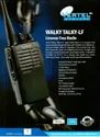 Vertel License Walkie Talkie