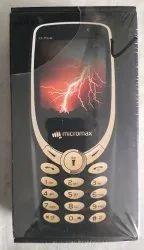 Micromax Keypad Mobile