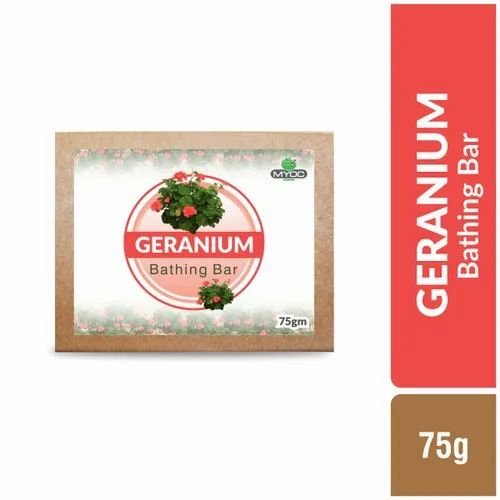 Myoc Geranium Bathing Soap