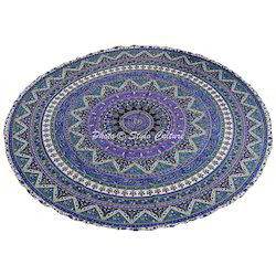 Indian Ethnic Beach Roundie Towel