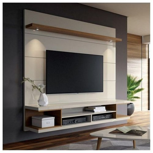 Wall Mounted Modern Wooden LCD TV Stand, Rs 19500 /piece ...