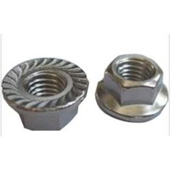 Caliber Carbon Steel Flange Nut